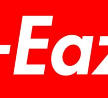 G-Eazy - Supreme Font Sticker