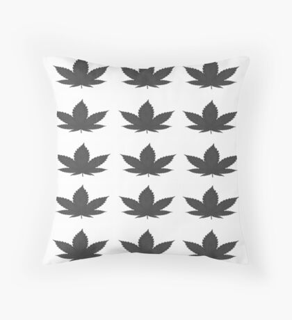 Mary Jane Midnight #1 Throw Pillow