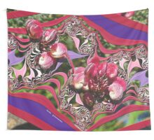 GALLIMAUFRY ~ WALLDECORATION ~ Grevillea by tasmanianartist Wall Tapestry
