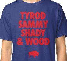 Buffalo Football Offense 2016 Classic T-Shirt