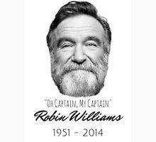 Robin Williams Tribute ~ Oh Captain, My Captain! Unisex T-Shirt