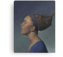 Mind Angler Canvas Print