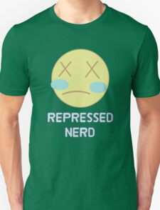 Repressed Nerd Pearl - Steven Universe Inspired  Unisex T-Shirt