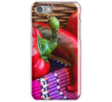 Veggies olé! iPhone Case/Skin
