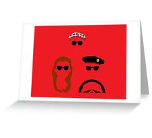 """""""I Highly Recommend It.."""" Greeting Card"""