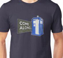 Come Along, Open Door Tardis Unisex T-Shirt