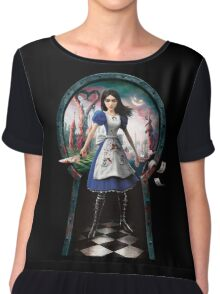 Alice: Madness Returns Chiffon Top