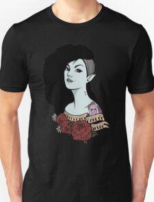 Marceline The Vampire Queen (v.2) Unisex T-Shirt