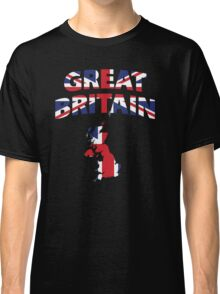 Great Britain flag Classic T-Shirt