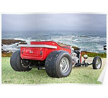 1927 Ford T Bucket Roadster Pickup Poster