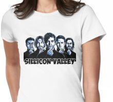 sillicon valley Womens Fitted T-Shirt