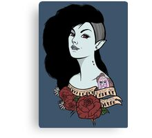 Marceline The Vampire Queen (v.2) Canvas Print