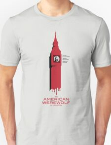 """An American Werewolf In London"" T-Shirt"