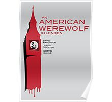 """An American Werewolf In London"" Poster"