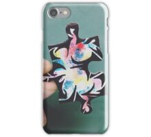 Puzzling Paint iPhone Case/Skin