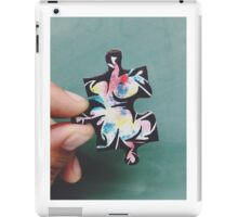 Puzzling Paint iPad Case/Skin