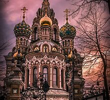 Savior on the Spilled Blood by LudaNayvelt