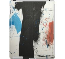 no 6 iPad Case/Skin