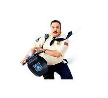 paul blart mall cop Photographic Print