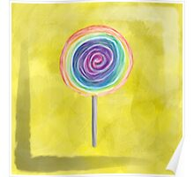 Lollipop Poster