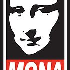 OBEY Mona by SKVee