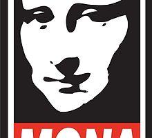 OBEY Mona by SKVee