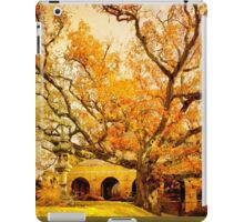 Autumn Oak iPad Case/Skin