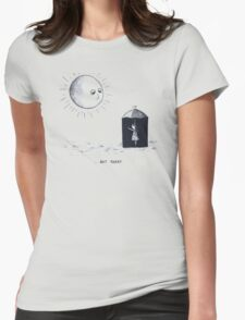 Don't Sunshine On My Rain Parade Womens Fitted T-Shirt