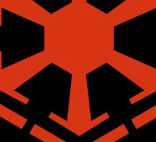 Order of the Sith Sticker