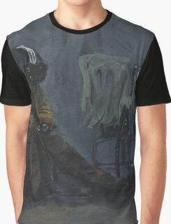 Virtually Reality Graphic T-Shirt