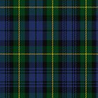 00034 Gordon Clan Tartan by Detnecs2013