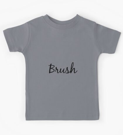 Brush Kids Tee