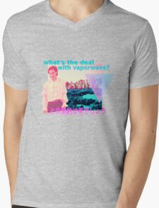 What's the deal? Mens V-Neck T-Shirt