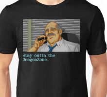 Stay Outta the Dragonzone Unisex T-Shirt