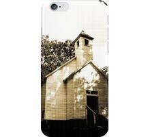 Smoky Mountain Scene-000177 iPhone Case/Skin