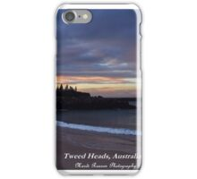 Tweed Heads, Australia iPhone Case/Skin