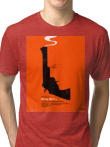 Dirty Harry  Tri-blend T-Shirt