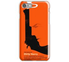 Dirty Harry  iPhone Case/Skin