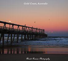 Gold Coast, Australia by mardidee