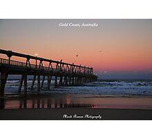 Gold Coast, Australia Photographic Print