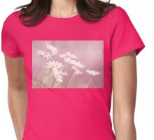 Dreamy Daisies Womens Fitted T-Shirt