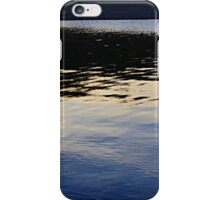 Light, Shadow, Water iPhone Case/Skin