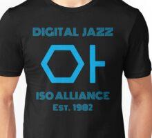 Digital Jazz Iso Alliance Unisex T-Shirt