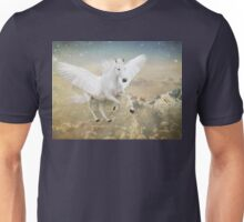 Ascent to Mount Helicon Unisex T-Shirt