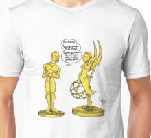 Oscar meets Emmy Unisex T-Shirt