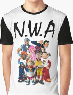 Lazy Gang Graphic T-Shirt