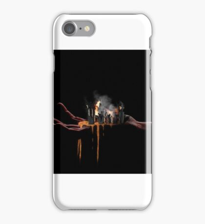 The World is In My Hand iPhone Case/Skin