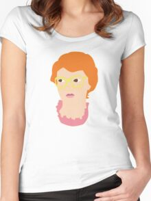 Barb Women's Fitted Scoop T-Shirt