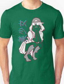 Girl= Unisex T-Shirt