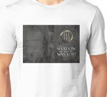 The Shadow of What Was Lost (Book Cover) Unisex T-Shirt